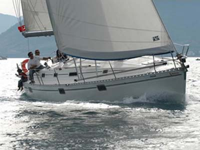 location bateau Oceanis 400