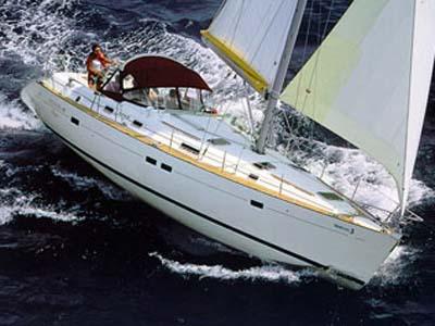 äußere Oceanis 411