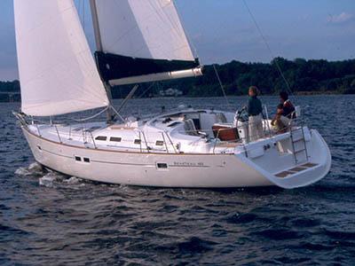 location bateau Oceanis 423