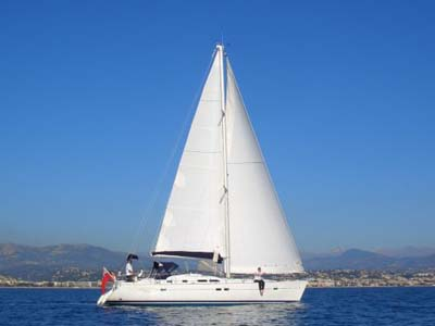 location bateau Oceanis 423 Clipper