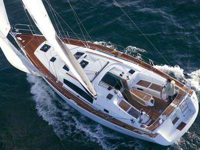 location bateau Oceanis 43 Family