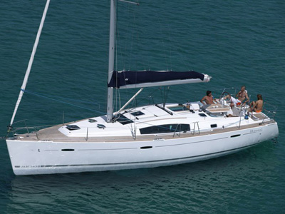 location bateau Oceanis 43.3