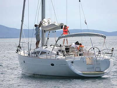 Oceanis 43.4