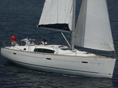 location bateau Oceanis 43.4