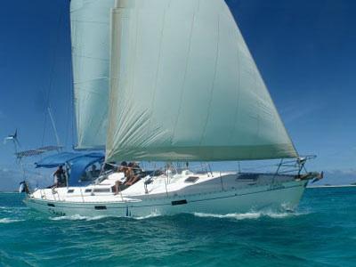 location bateau Oceanis 430