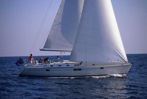 location bateau Oceanis 440