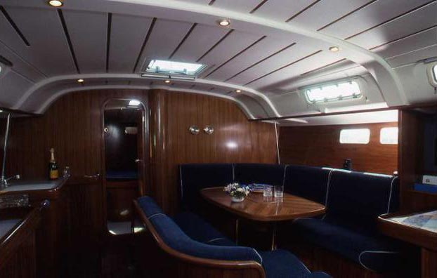 intérieur Oceanis 440