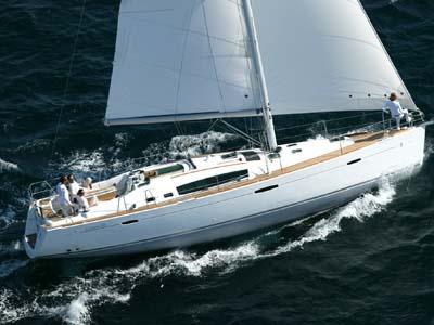 location bateau Oceanis 46 Family