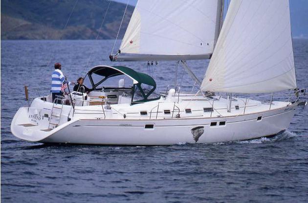 location bateau Oceanis 461