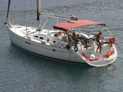 location bateau Oceanis 473