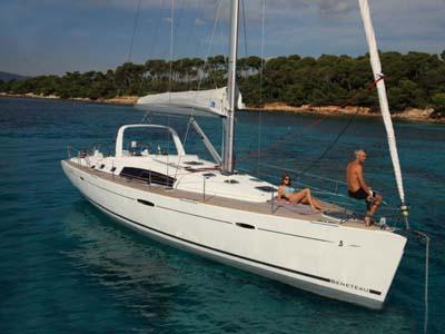 Location bateau  Oceanis 50