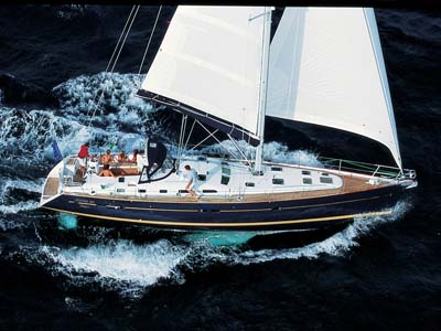 location bateau Oceanis 523
