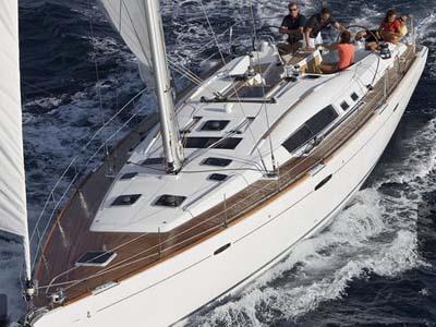 location bateau Oceanis 54