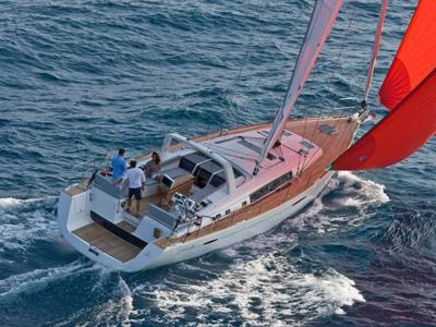 location bateau Oceanis 58