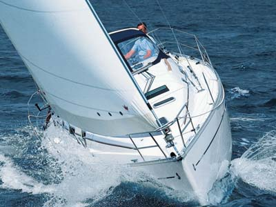 Location bateau  Oceanis Clipper 343 DL