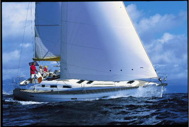 äußere Oceanis Clipper 393