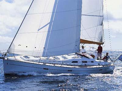 location bateau Oceanis Clipper 393
