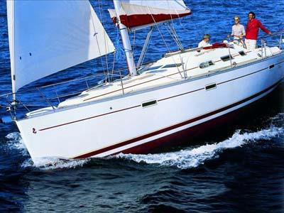 extérieur Oceanis Clipper 393