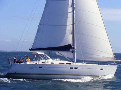location bateau Oceanis Clipper 423