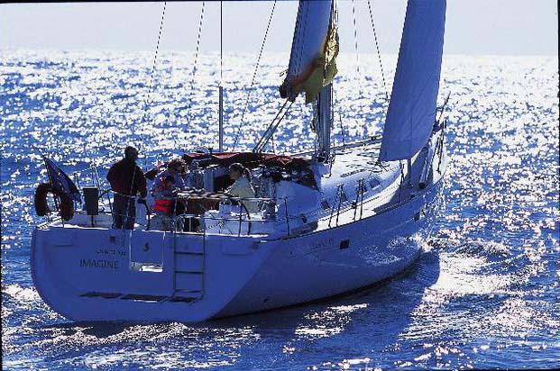 äußere Oceanis Clipper 473