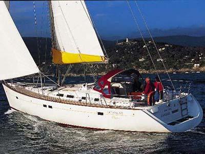 location bateau Oceanis Clipper 473