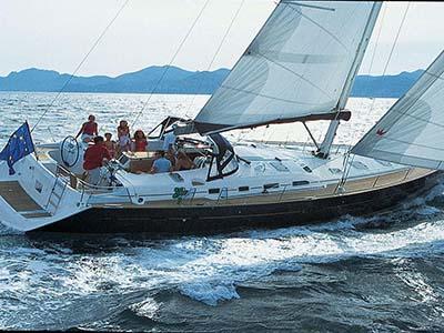 location bateau Oceanis Clipper 523