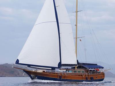 location bateau Olympos
