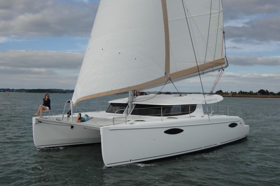 location bateau Orana 44