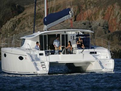 location bateau Orana 44 Quatuor