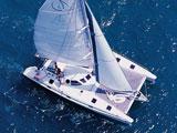 location bateau Outremer 45