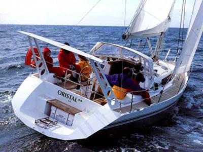 Location bateau  Ovni 345 DI