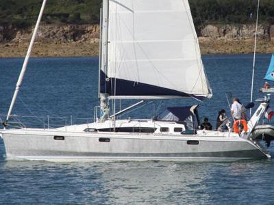 Location bateau  Ovni 365