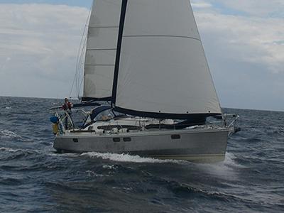 location bateau Ovni 395