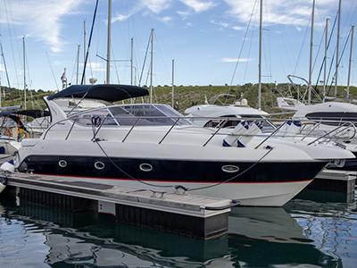 location bateau Oyster 35