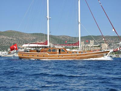 location bateau Palmyra