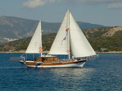 location bateau Pavurya