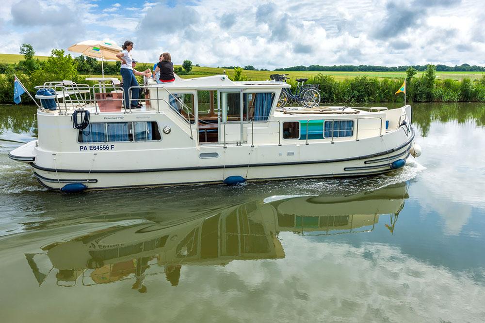 location bateau Penichette 1160 FB