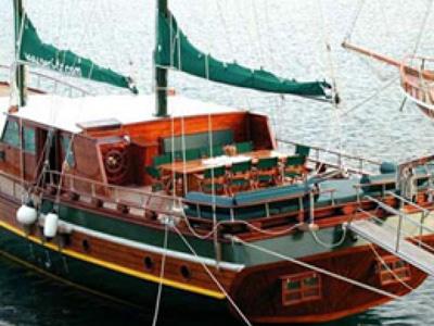 location bateau Peri