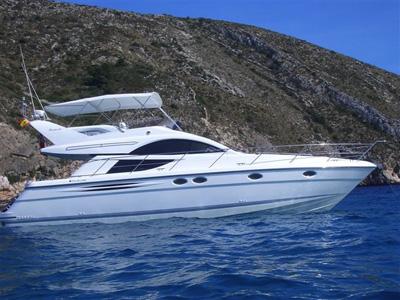 location bateau Phantom 46