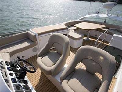 location bateau Phantom 48