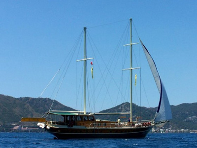 location bateau Pinar