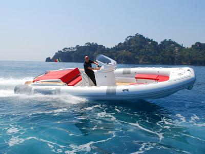 Location bateau  Pirelli 880