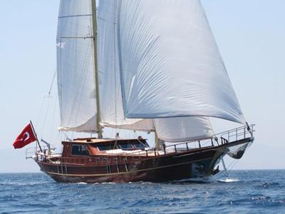 location bateau Prenses Karia-II