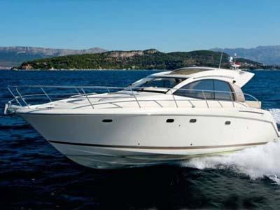 location bateau Prestige 38 S