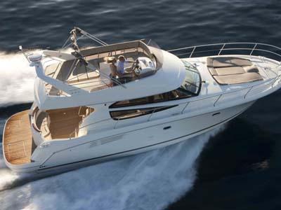 location bateau Prestige 440