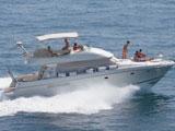 location bateau Prestige 46 Fly