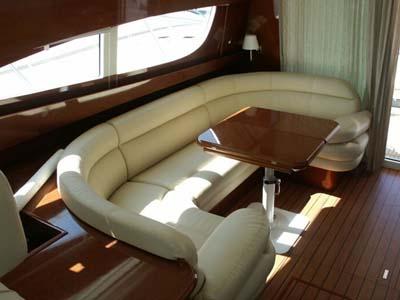 interno Prestige 46 Fly