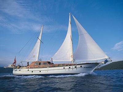 location bateau Primadona