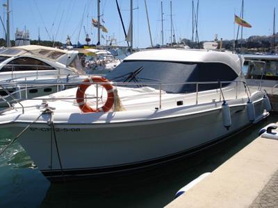 Location bateau  Princess 36 Riviera