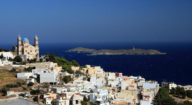 Croisière à la cabine Grèce